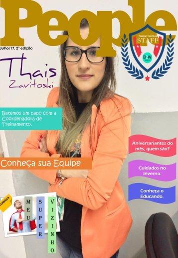 Revista do Staff