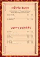 Speise Karte Taj Mahal - Page 6