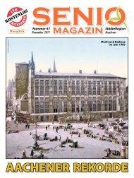 aachener rekorde - Senio Magazin
