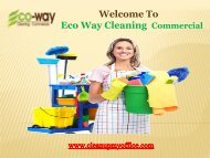Reliable office cleaning service in New Jersey