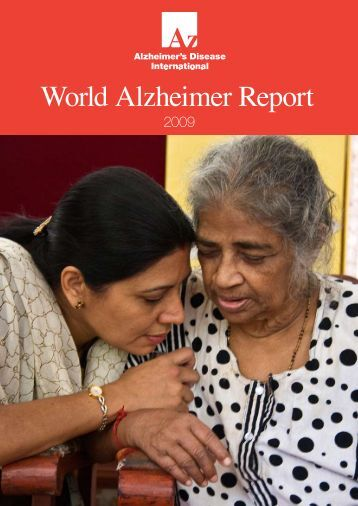 World Alzheimer Report - University of Pennsylvania School of ...