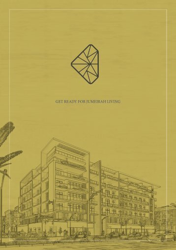 Dar Al Jawhara Project Brochure - Real Estate Branding