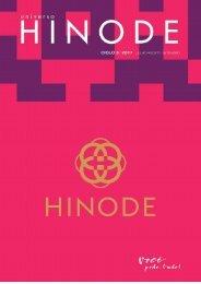 Catálogo Hinode Ciclo 03-17