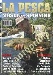 La Pesca Mosca e Spinning 4/2017