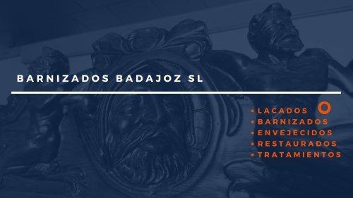 Barnizados Badajoz SL