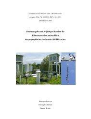 Link - Lehr- und Forschungsgebiet Physische Geographie und ...