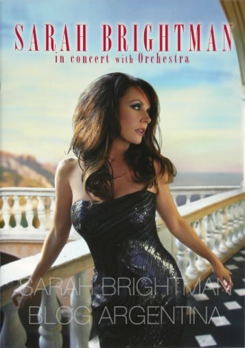 SB In concert with Orchestra (Tourbook Japan) 2010