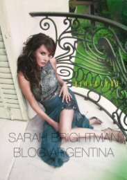 SB In concert with Orchestra (Tourbook Japan) 06
