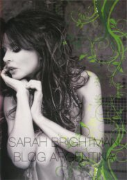 SB In concert with Orchestra (Tourbook Japan) 13