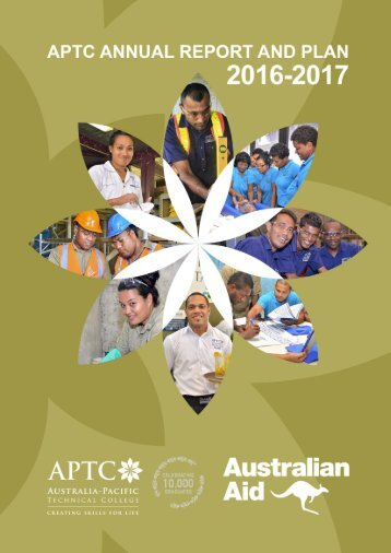 APTC Annual Report and Plan 2016 - 2017 Final 160117