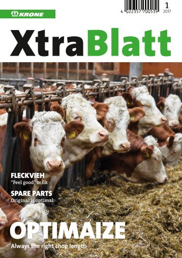 XtraBlatt issue 01-2017