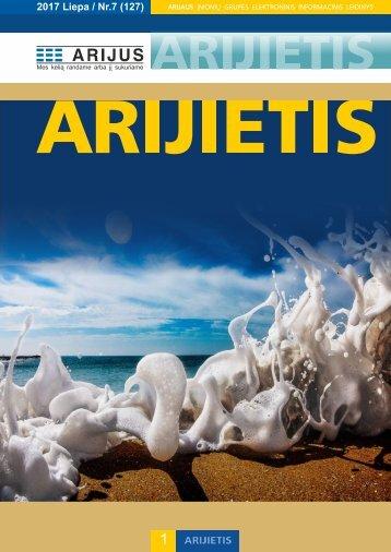Liepos mėnesio Arijietis