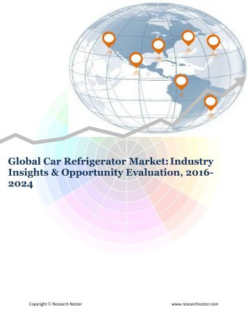 Global Car Refrigerator Market (2016-2024)- Research Nester