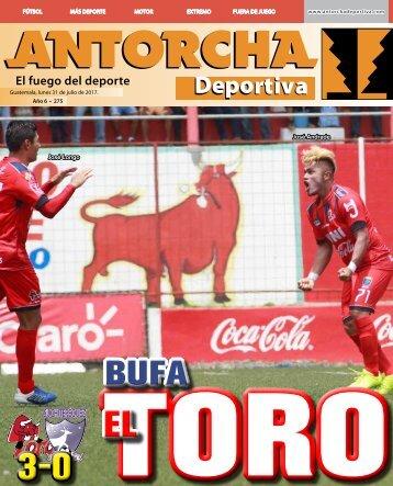 Antorcha Deportiva 275