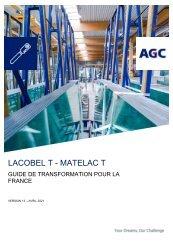 Guide de transformation Lacobel T Matelac T (FR)