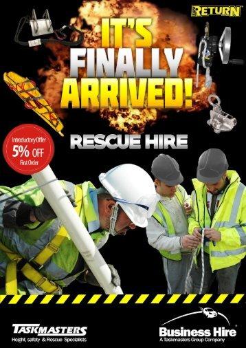Rescue Hire Service