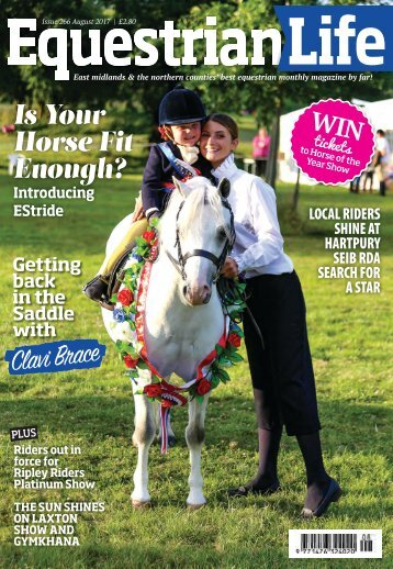 Equestrian Life August 2017 Issue
