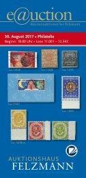 Auktionshaus Felzmann - Auktion-1015 - Philatelie