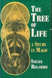 Israel Regardie - The Tree of Life