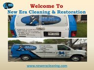 Cleaning & Restoration Service in Austin, TX
