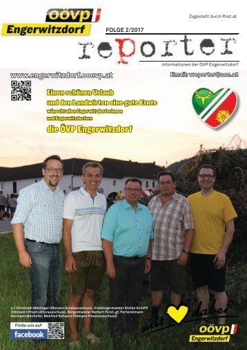 OÖVP Engerwitzdorf Reporter - Folge 2/2017