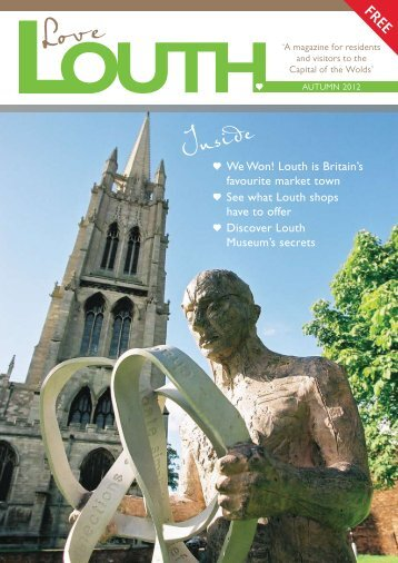 Love Louth - East Lindsey District Council