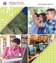 2016 eSS Annual Report