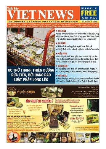 4 free Magazines from VIETNEWS