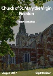 St Marys August 2017 Magazine