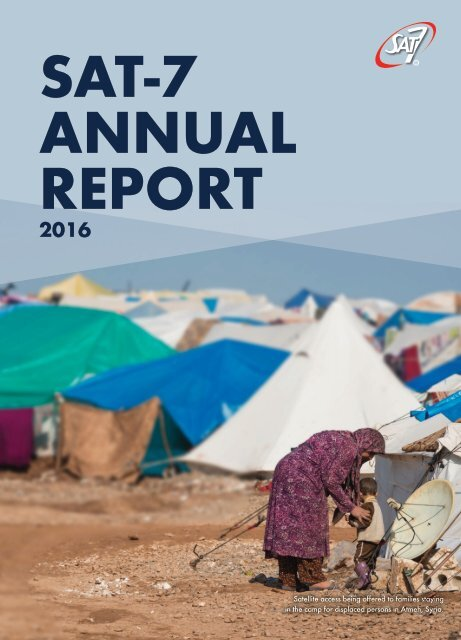Annual Report 2016 SAT-7 USA