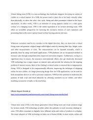 Virtual Fitting Room (VFR) Market (2)
