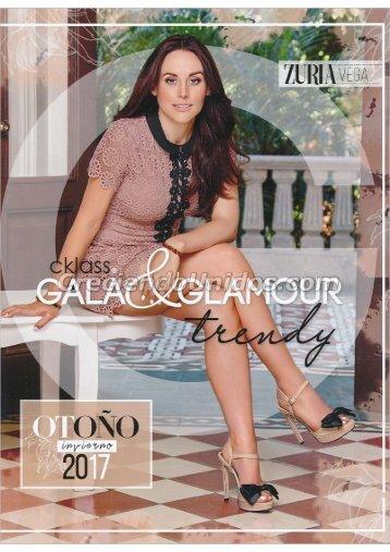 #600 Cklass Gala y Glamour Ropa y Calzado para Dama Otono Invierno 2017