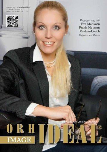 Orhideal IMAGE Magazin - August 2017