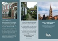Discover the places and spaces below Louth's ... - Louth Civic Trust