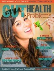 Gut Health Problems - August 2017
