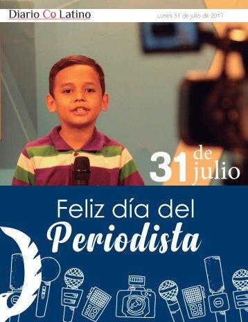 Suplemento Día del periodista 2017