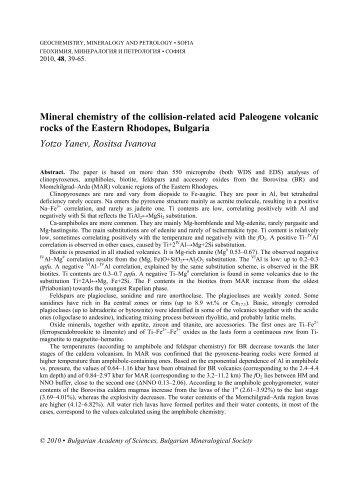 PDF (7288 K) - Geological Institute