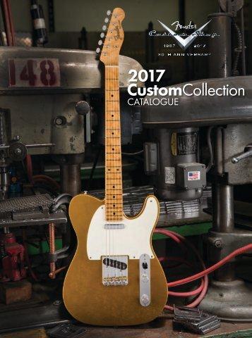2017 Custom Collection Catalogue