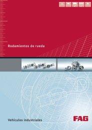 FAG Rodamientos de rueda: Vehículos industriales