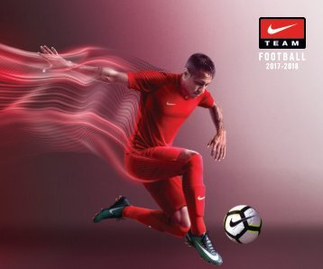 Football Pro -Nike Team Catalogue 2017-18