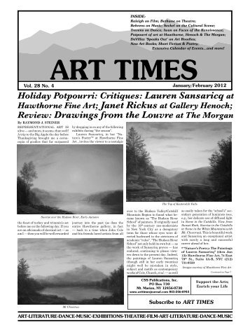 Review: Drawings from the Louvre at The Morgan - Art Times