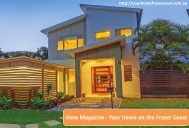 View Magazine - Your home on the Fraser Coast