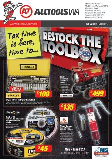 5664-D All Tools rebranding catalouge