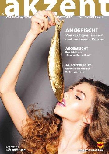 akzent Magazin August BO