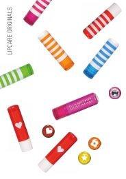 Lippenpflegestifte, Lipcare als Werbemittel - made in Germany