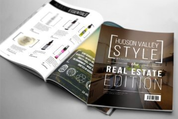 Hudson Valley Style Magazine - Your Guide in America's Favorite Contemporary Country Style.