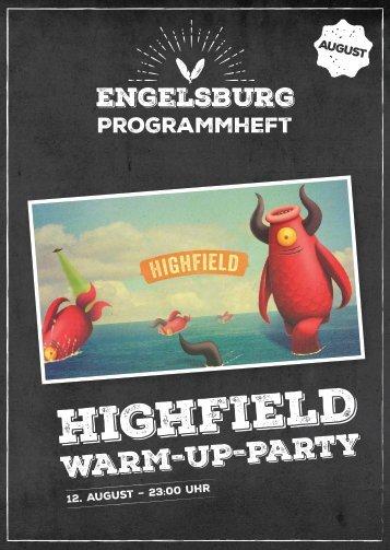 Programm August Engelsburg