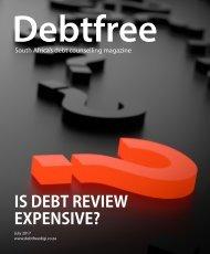 Debtfree Magazine July 2017