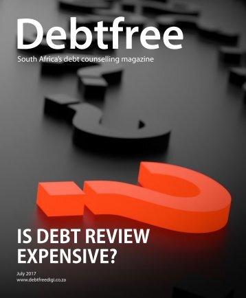 Debtfree Magazine July 2017