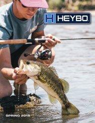 Heybo Spring 18 Catalog